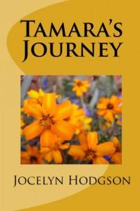 BookCoverImage Tamaras Journey
