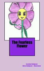 The fearless flower cover